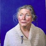 Coby Logger, olieverf op doek, Liesbeth van Keulen