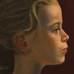 Eva Smolders, olieverf op doel, Liesbeth van Keulen