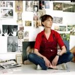 Fotoportret van Liesbeth van Keulen door Marian Haringsma, 2010